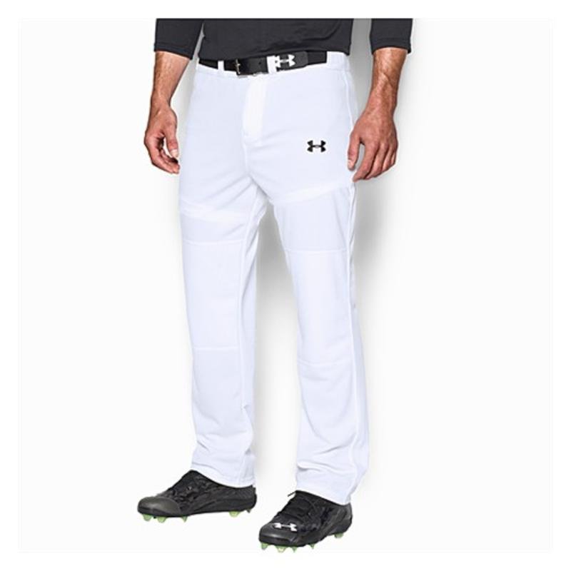 Under Armour Under Armour clean up open bottom white adult