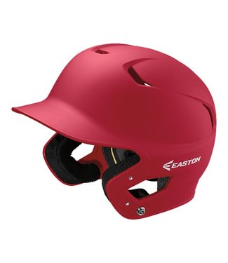 Easton Easton Z5 grip batting helmet SR red