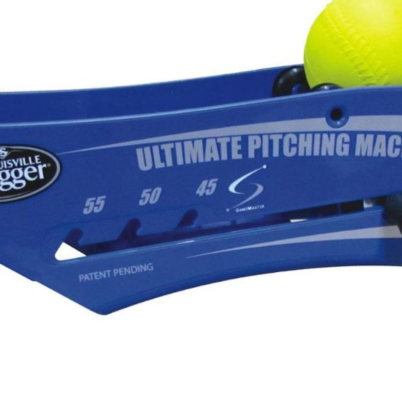 Louisville Slugger LS Triple Flame Hand Held Pitching machine
