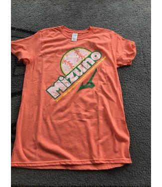 Mizuno Mizuno Crush t-shirt orange adult