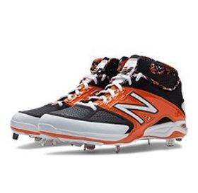 New Balance Athletic New Balance M4040BO2 Black/Orange 8.5