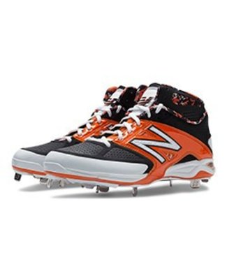 New Balance Athletic New Balance M4040BO2 Black/Orange 8.5