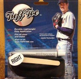 Markwort Tuff Toe Pro molded pitching toe right