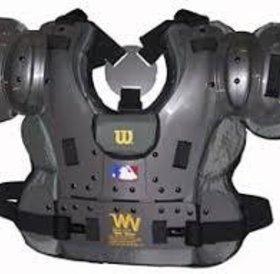 Wilson Wilson Umpire pro platinum chest protector 10 3/4''
