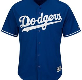 Majestic Majestic LA Dodgers replica jersey adult xxlarge royal