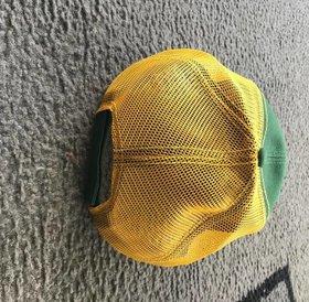 On Field Elites de Lanaudiere - casquette ajustable verte et jaune pour les fans