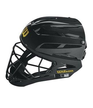 Wilson Wilson Pro stock Steel umpire helmet