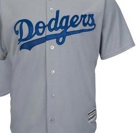 Majestic Majestic LA Dodgers replica jersey adult xxlarge grey