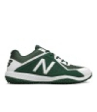 New Balance Athletic New Balance T4040 TG4 Green-White