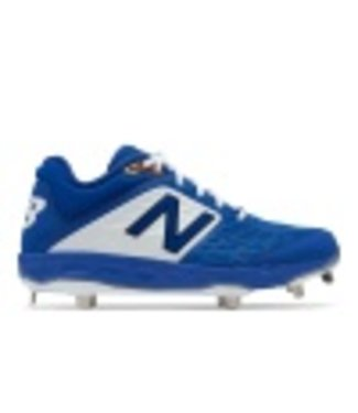 New Balance Athletic New Balance L3000 low cut metal cleats TB4 Royal/White