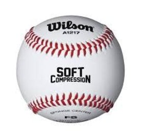 Wilson Wilson A1217 SOFT COMPRESSION Baseballs unit