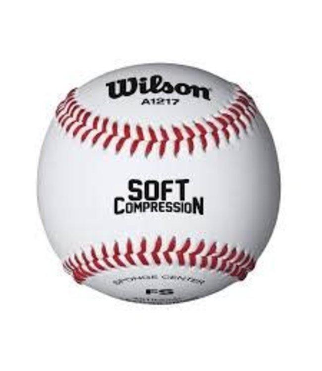 Wilson Wilson A1217 SOFT COMPRESSION Baseballs unit