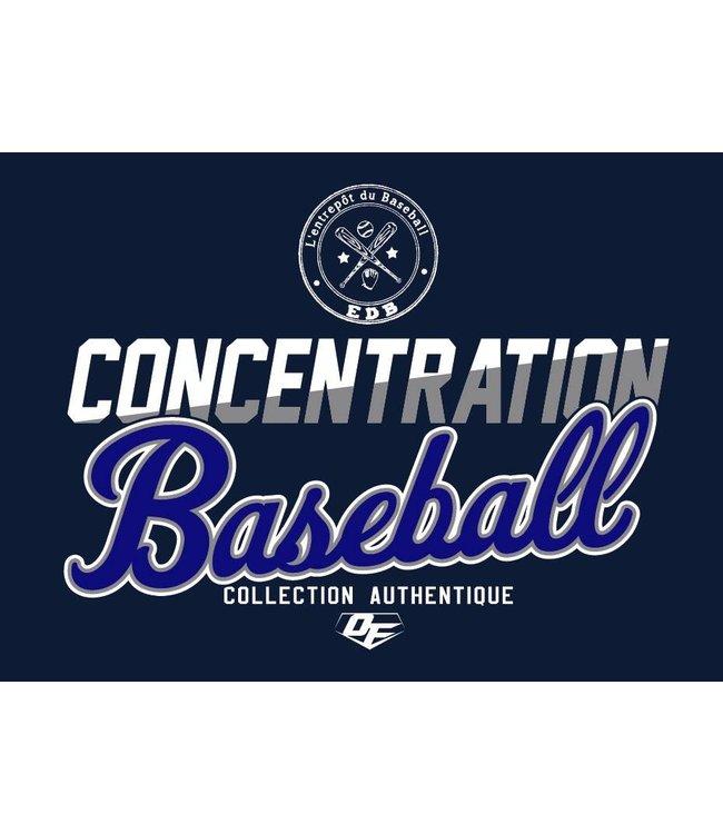 Concentration sportive 1er cycle de l'Entrepot du baseball
