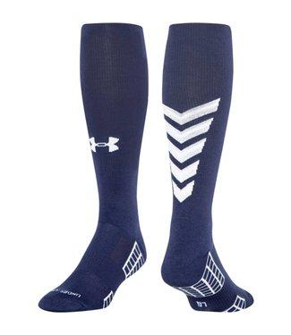 Under Armour Under Armour Soccer Striker Over The Calf Socks Navy Large
