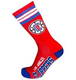 Los Angeles Clippers Socks With Stripes