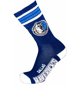 NBA Dallas Mavericks Socks With Stripes