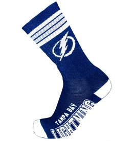 NHL Tampa Bay Lightning Socks With Stripes