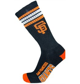 MLB Men's San Francisco Giants Socks With Stripes