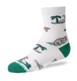 For Bare Feet Childrens Dinosaurs 3/$24