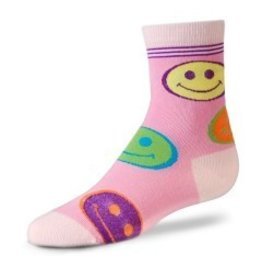 For Bare Feet Childrens Grande Smile 3/$24
