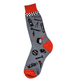 Foot Traffic Mens Mechanics Socks