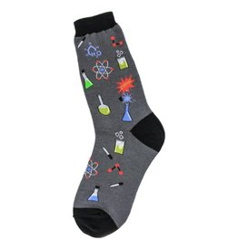 Foot Traffic Womens Chemistry Socks