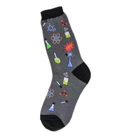 Foot Traffic Womens Chemistry Socks
