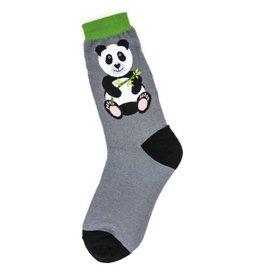 Foot Traffic Womens Panda Socks