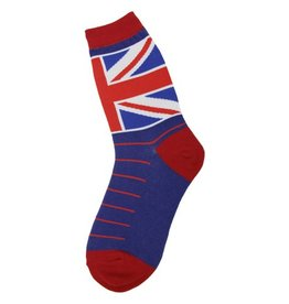 Foot Traffic Womens Union Jack Socks