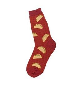 Foot Traffic Womens Taco Socks