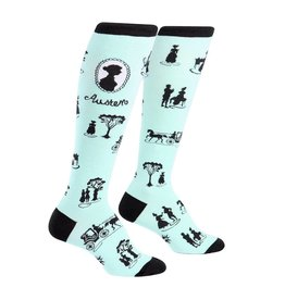 Sock it to Me SITM Women's Sense & Sensibility Socks