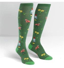 Sock it to Me SITM Women's Lawn Art Socks