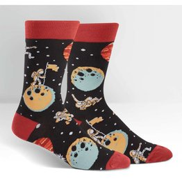 Sock it to Me SITM Men's A Sock Odyssey Socks