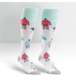Sock it to Me SITM Women's The Yeti Family Socks