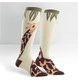 Sock it to Me SITM Women's Giraffe Socks
