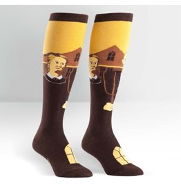 Sock it to Me SITM Women's American Gothic Socks