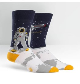 Sock it to Me SITM Men's One Giant Leap Socks