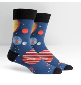 Sock it to Me SITM Men's Planets Socks