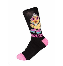 World of Hosiery Womens Rock Chick Socks