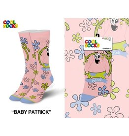 Cool Socks Cool Baby Patrick Womens Socks
