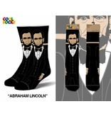 Cool Socks Cool Abraham Lincoln 360 Mens Socks