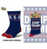 Cool Socks Cool Dump Trump LRG