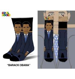 Cool Socks Cool Barack Obama 360 Mens Socks