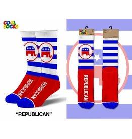 Cool Socks Cool Republican Mens Socks