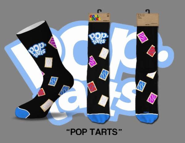 Cool Socks Cool Pop Tarts Mens Socks