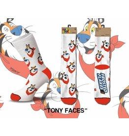 Cool Socks Cool Tony Faces Mens Socks