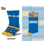 Cool Socks Cool Jeopardy Mens Socks