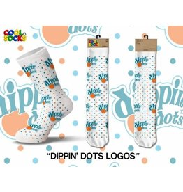 Cool Socks Cool Dippin Dots Mens Socks