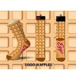 Cool Socks Cool Eggo Waffles Mens Socks