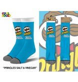Cool Socks Cool Pringles Salt & Vinegar Mens Socks